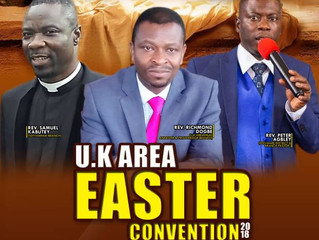 Easter Convention 2018