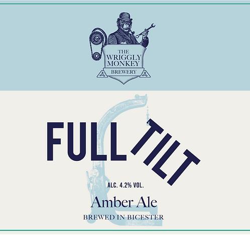 5L Bag-in-box - Full Tilt 4.2% Amber Ale