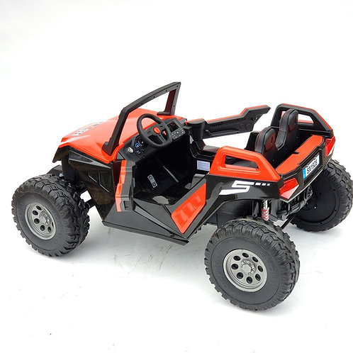 24v Clash XL Ride on Buggy - 4 Wheel Drive