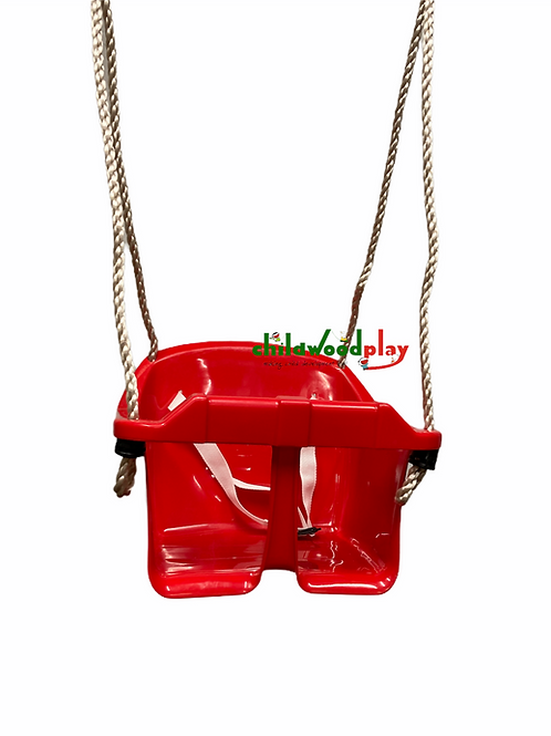 Baby bucket swing seat