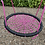 Thumbnail: Nest basket swing seat for climbing frame Pink 95cm