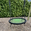 Thumbnail: Nest basket swing seat for climbing frame Green 95cm