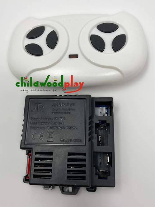 Remote control and control box for Kids Ride on toys