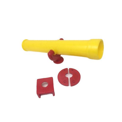 Kids Play Telescope (Yellow)