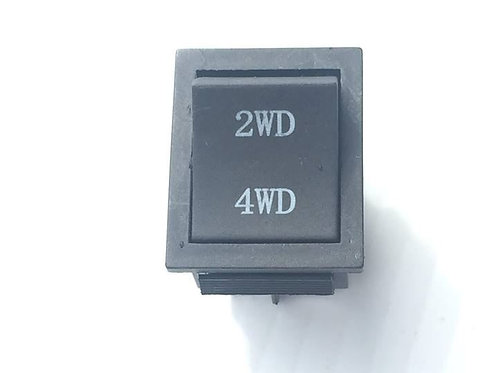 Dashboard switch 2WD / 4WD