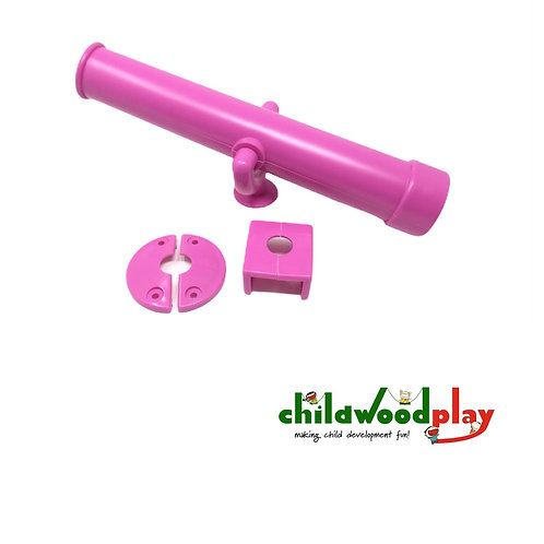 Kids Play Telescope (Pink)