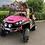 Thumbnail: Renegade Maverick 24v kids Electric Ride on Jeep  - Pink