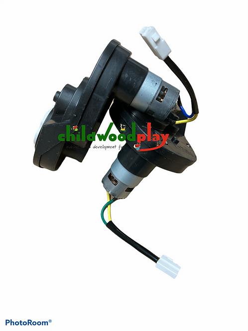 24v motors pair
