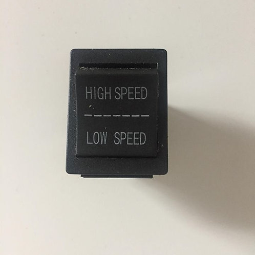 High Speed / Low Speed 6 pin switch
