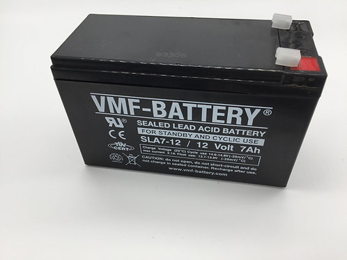 12V RECHARGEABLE BATTERY FOR ELECTRIC KIDS RIDE ON CARS 12V 7AH LEAD ACID