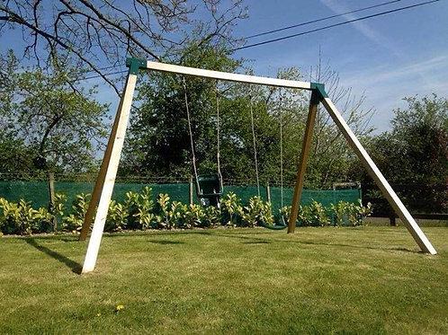 Standard Double Swing Set