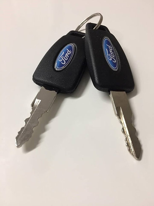 Spare key -set - Ford Ranger