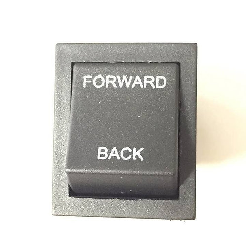 Forward / back dashboard switch for kids ride on toys