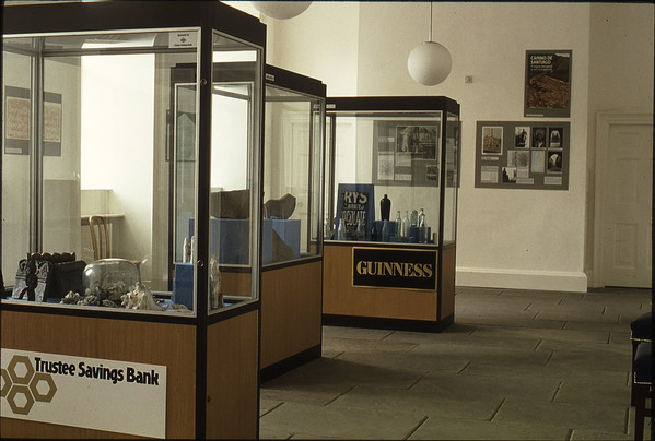 Exhibition: general view of exhibition.  5/5/88