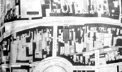Dublin OS Map 1847
