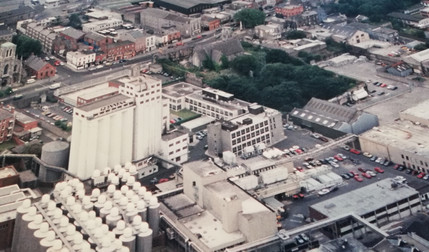 Aerial View 1995