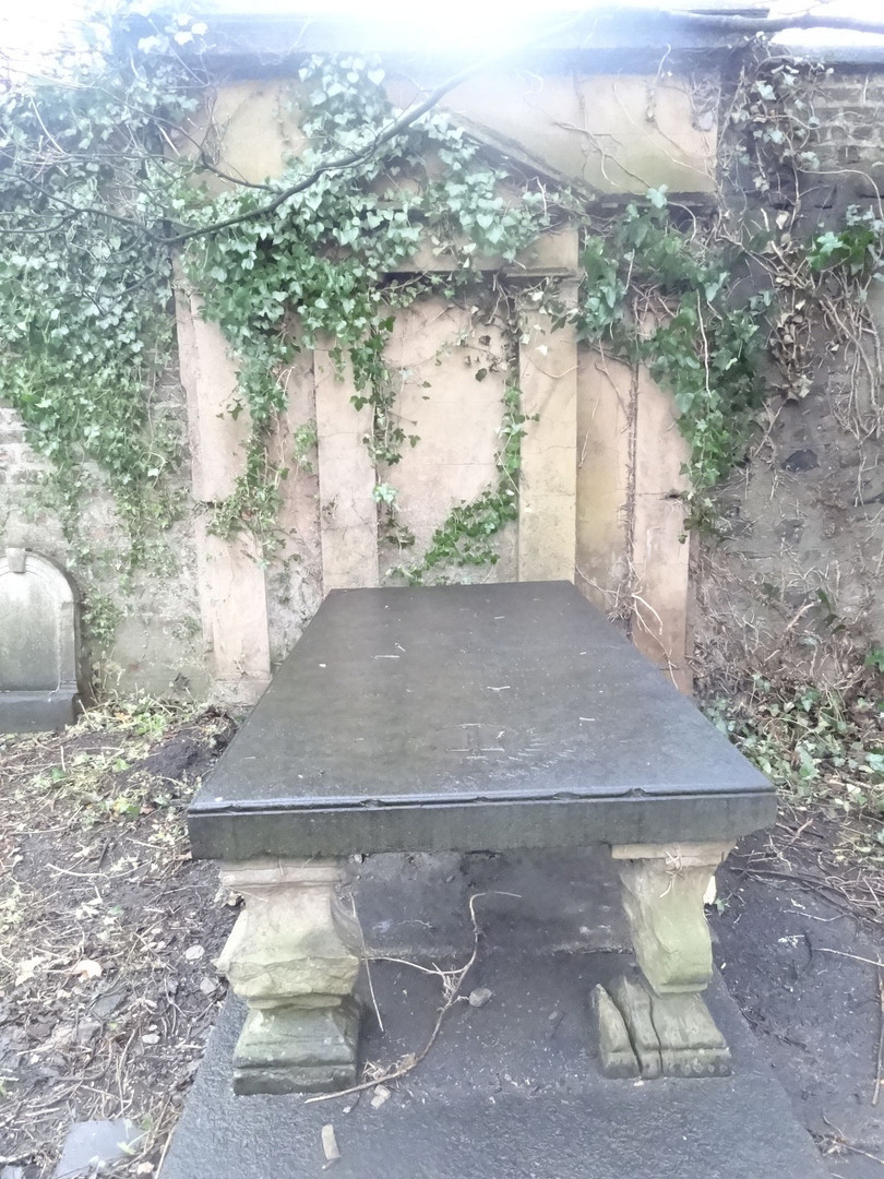 Table Tomb