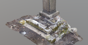 View 3D Models of Memorials '384' and '391'