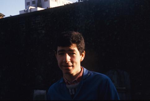 Damien Carthy. Feb 88