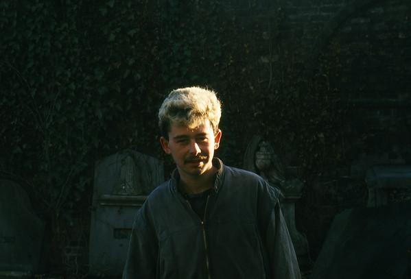 Terry Waldron. Feb 88