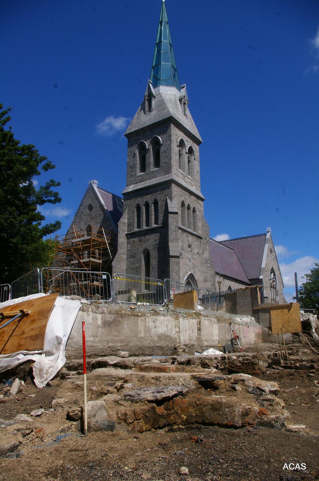 Excavation on Site