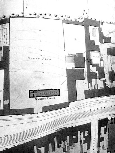 Extract from Dublin OS Map, 1847