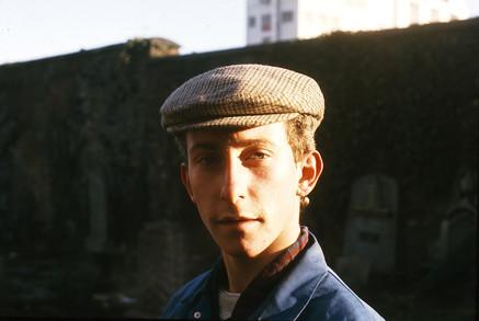 Donald Stokes. Feb 88