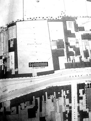 Extract from Dublin OS Map 1847