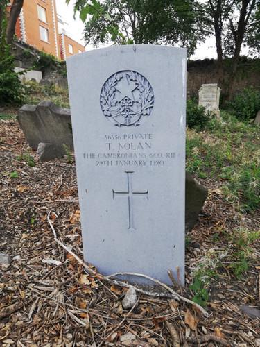 Private Thomas Nolan