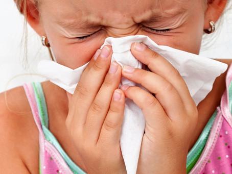 陳亦俊醫生 ~ 轉季的煩惱 兒科醫生講解兒童鼻敏感