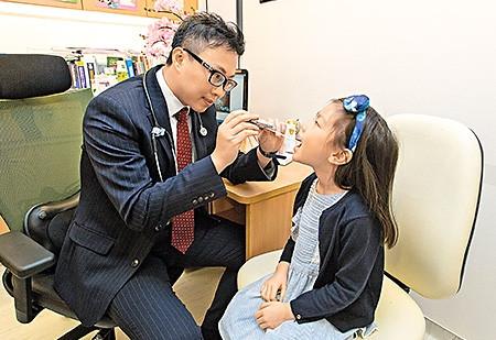 陳亦俊醫生 ~ 兒童患睡眠窒息症 可影響腦部智力發展