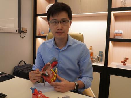 蔡文俊醫生 ~ 微型心臟起搏器細如膠囊免導線 併發症減近5成