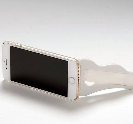 TOTEMOクリアホワイト(iPhone6/6s/7/8対応)