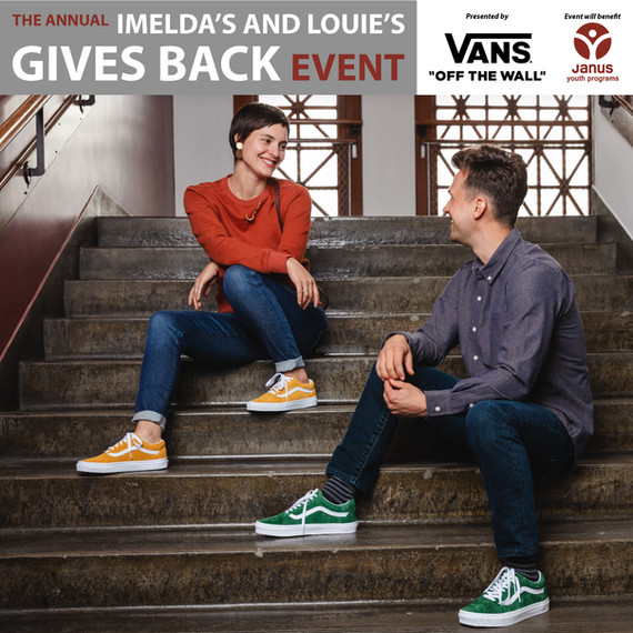 Give Back Event 2019