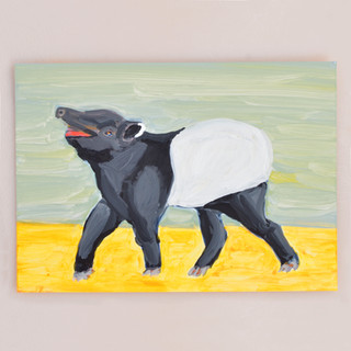 Look at Me GO! Tapir series 2018