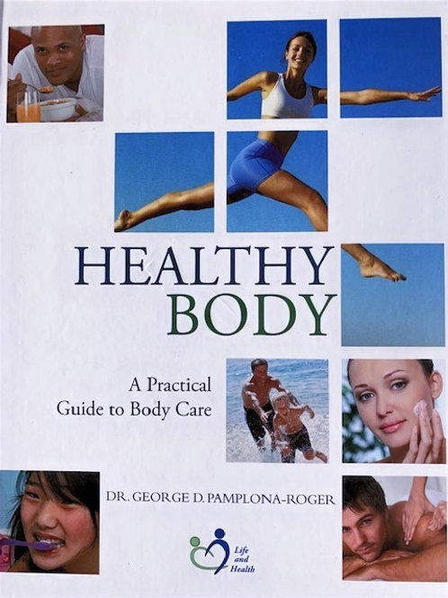 Healthy Body (Hardcover Book)