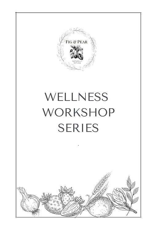4 Day Wellness Workshop Series