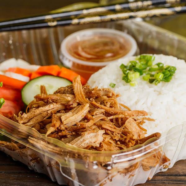 Chicken Rice Box