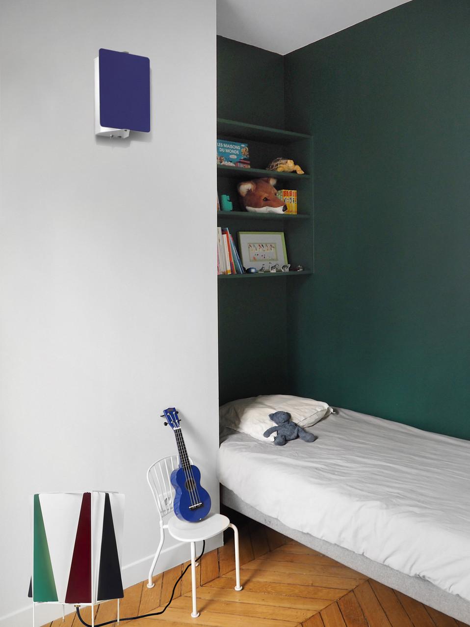 Atelier Juliette Mogenet Projet Neuilly
