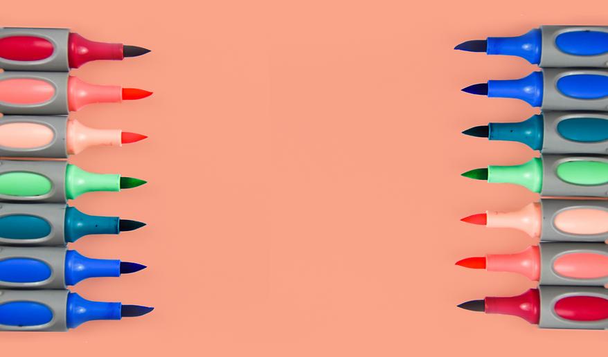 marcadores coloridos neuland