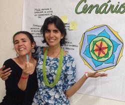 Carol Ramalhete e Karina Guimarães