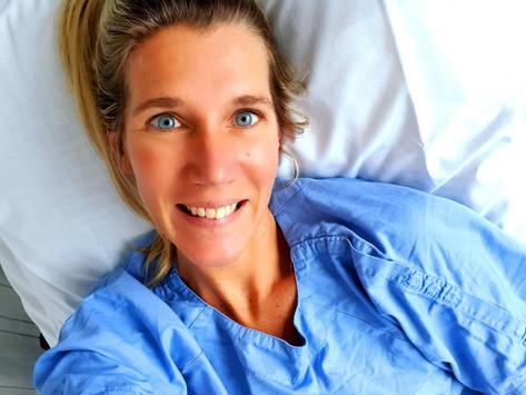 Baarmoederverwijdering: de operatie, het herstel en het coronavirus