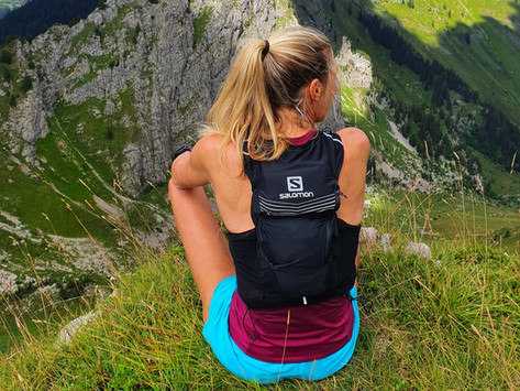 Salomon Adv Skin 12 trailvest: Ideaal voor de bergtrails