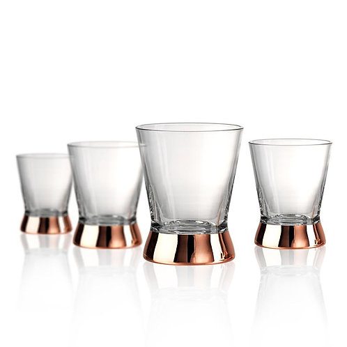 COPPERTINO Double Old Fashioned Glasses