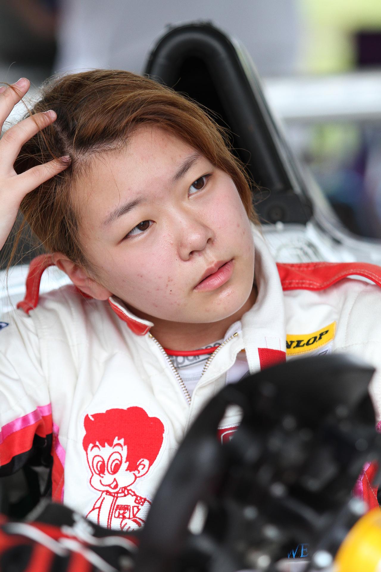 FIA-F4 2016 第7戦&第8戦 牛井渕琴夏