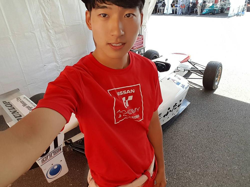 李 政祐,リー・ジョンウ,Silver Star Racing,シルバースターレーシング,
