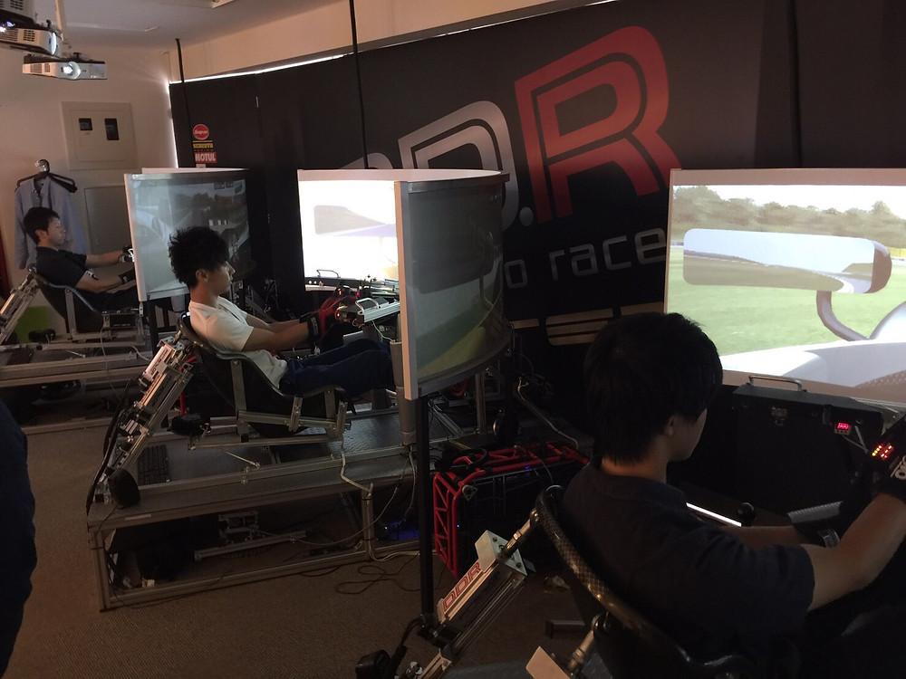 Silver Star Racing&D.D.Rコラボイベント02