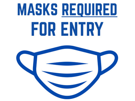 Masks mandated for buildings owned/maintained by the City of Charlestown