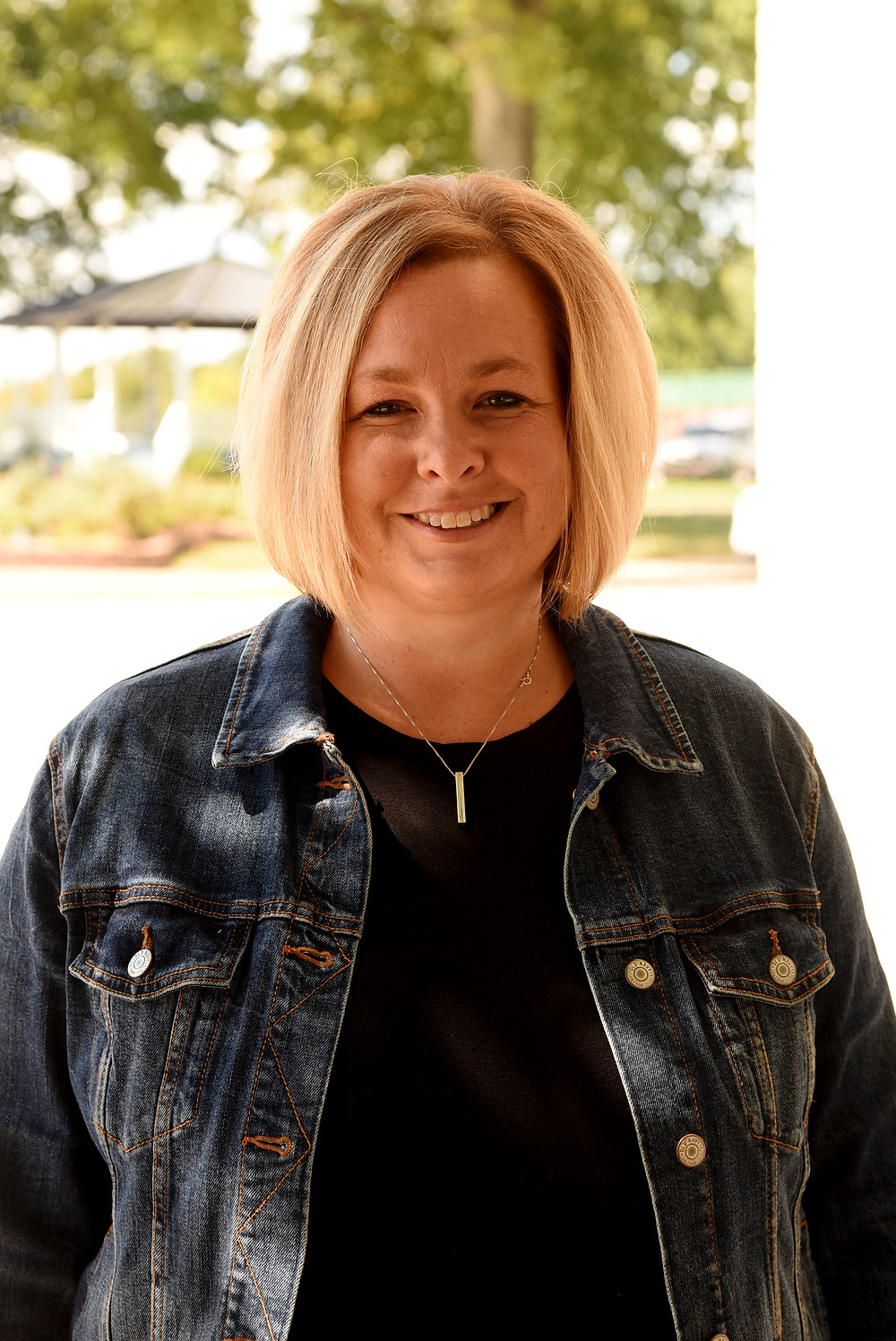 City of Charlestown Community Liaison Courtney Rodewig