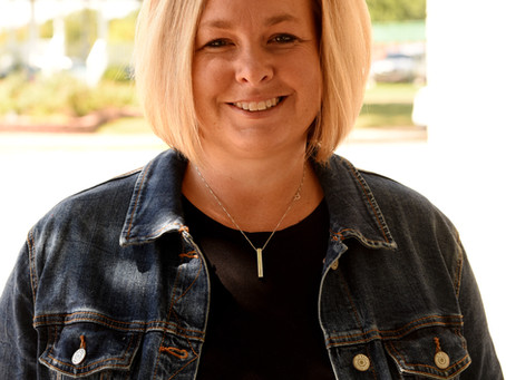 Courtney Rodewig hired for Community Liaison position, to offer social work services for community